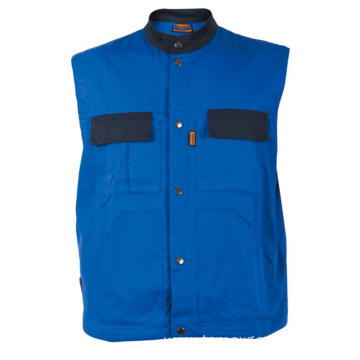 Men's Basic Style Fashion Vest for Winter