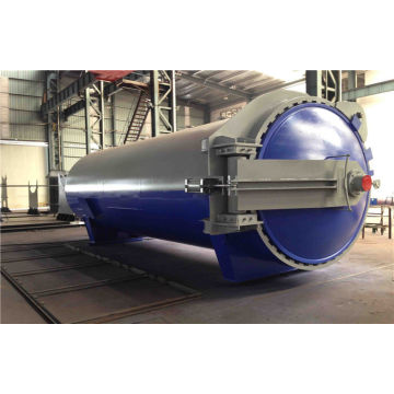 Rubber Vulcanizing Autoclave Equipment
