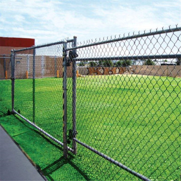 Steel Chain Link Fence Gates