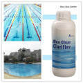Clarifier in swimming pool water