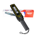 Airport security system electric hand-held metal detector