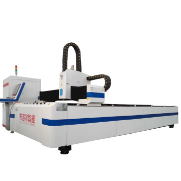 fiber laser cutting machine aluminum