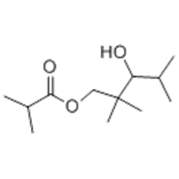 2,2,4-Trimethyl-1,3-pentanediolmono(2-methylpropanoate) CAS 25265-77-4