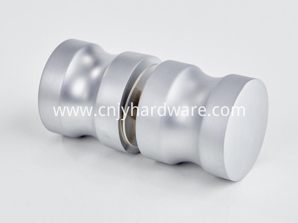 European Aluminum Alloy Door Knob