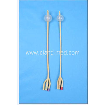 3-WAY STANDARD FOLEY CATHETER
