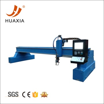 Gantry type plasma cnc cutting machine