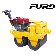 Good Quality for Walk-Behind Double Drum Roller,Manual Roller Compactor,Walk Behind Roller Manufacturer in China Walk-behind Vibratory Road Roller For Asphalt export to Niue Factories