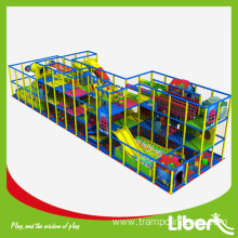 Design layout indoor amusement playground