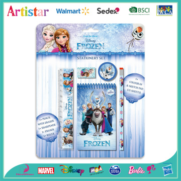 Disney Frozen stationery set 2