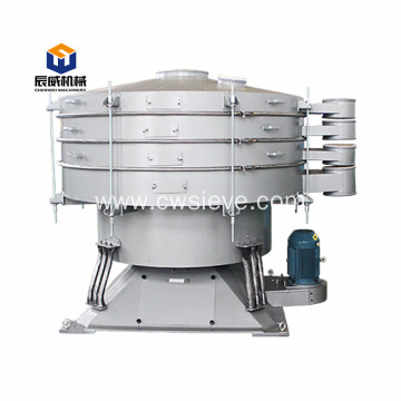 multi-layers tumbler swinging sieve for fine powder