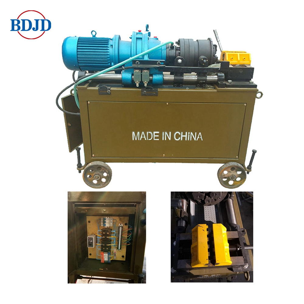 JBG-50 Rebar Thread Rolling Machine(High Power Motor)