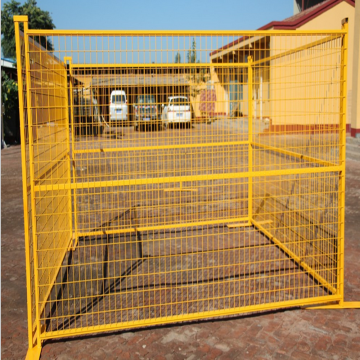 PVC Coated Portable Canada Temporary Security Fence