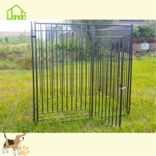 Outdoor big pet dog kennel runs for sale