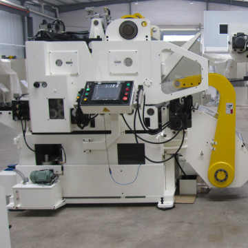 Compact Feed Lines Servo Feeder Straightener Uncoiler