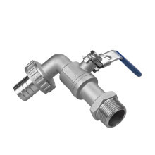 Well-designed for Drain Valves 3/4 inch ball valve Hose Tap MT OD9.6MM export to Oman Suppliers
