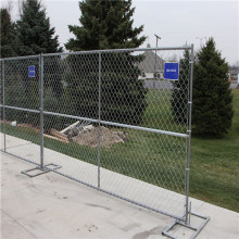 High Permance for Security Metal Fence As4687-2007 Standard Temporary Portable Construction Fence export to Jordan Manufacturers