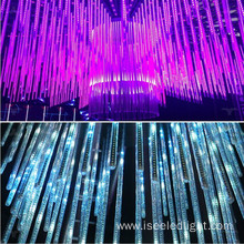 LED meteor tube disco stage lights