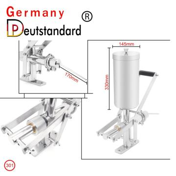 churros filling machine 5L Spanish  churros filler