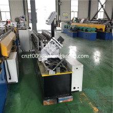 ceiling channel Omega forming machine steel Omega roll forming machine