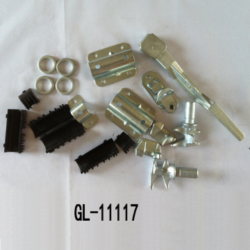 China for Galvanized Steel Door Lock Forged Iron Shipping Dry Container Door Door Hardware export to Greece Suppliers