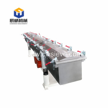 high efficient grain vibration feeder maichine