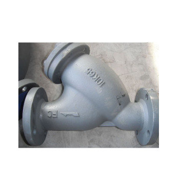 JIS Cast Iron Strainer 10K