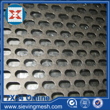 Punching  Sheet   Hexagonal Hole