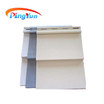 insect vermin resistant insulation PVC Vinyl siding panel