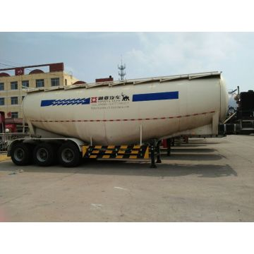 55m3  Bulk Cement/Fly Ash Tank Semi Trailer