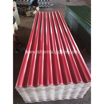 Fireproof MgO Roofing Sheet