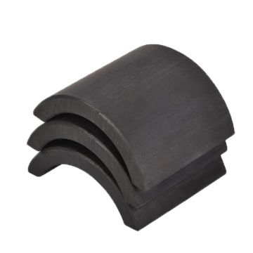Arc Shaped Ferrite  Magnet for Motor