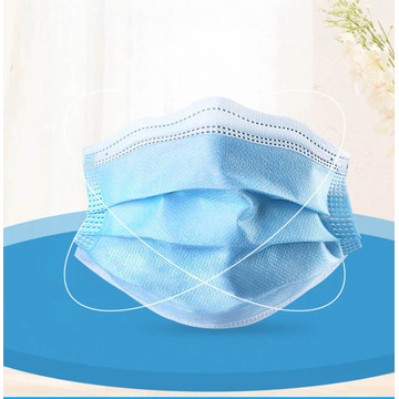 Disposable Surgical Medical Facial Mask in Stock