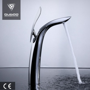 Tall Design Vanity Sink Wash Basin Faucet Taps