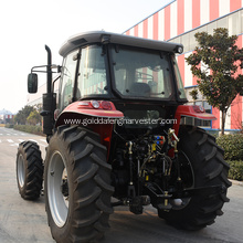 Reliable for 150Hp Wheeled Farm Tractor tractor special designed with light weight supply to Yugoslavia Factories