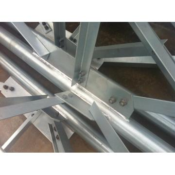 Steel Angle Bar Structure