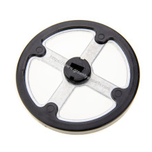 AA37221 Rorating Scraper Wheel with Nylon Cover for John Deere planter