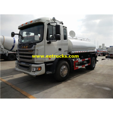 2000 Gallon 4x2 Petroleum Delivery Trucks