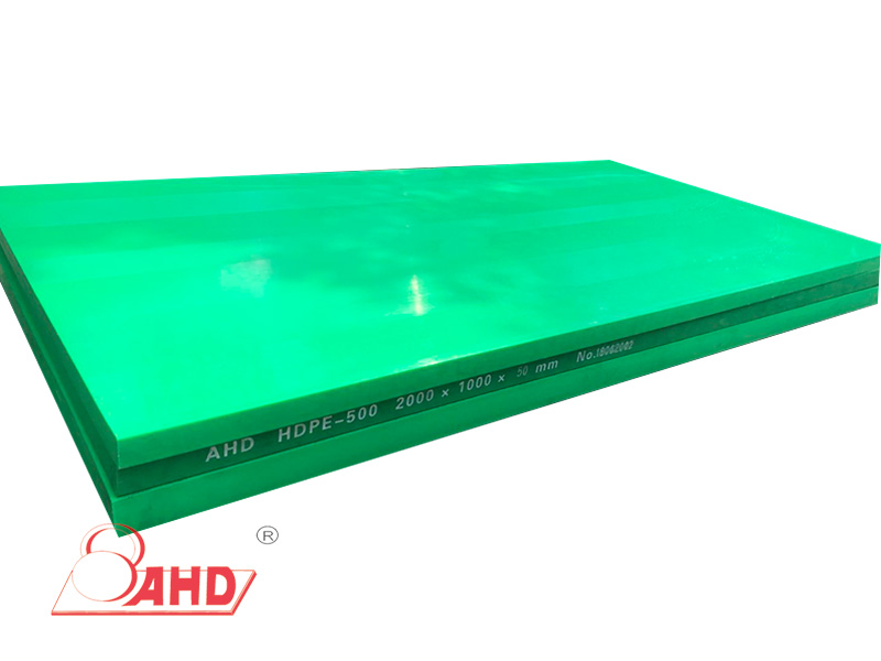 green High Density Pe Sheet