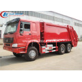 Brand new SINOTRUCK HOWO 22cbm waste collections truck