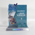 Acrylic Cosmetic Display Stand/ counter makeup display stand