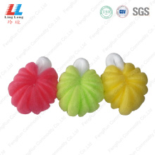 Exfoliating bath sponge baby Body Soap Puff Sponge