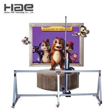 3D Painting Machine Direct On Wall