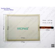 6ES7676-1BA00-0CH0 Touch screen Panel glass repair