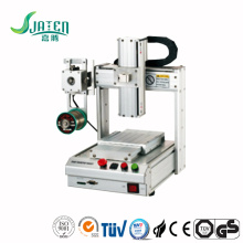 4-axis automatic soldering robot machine factory