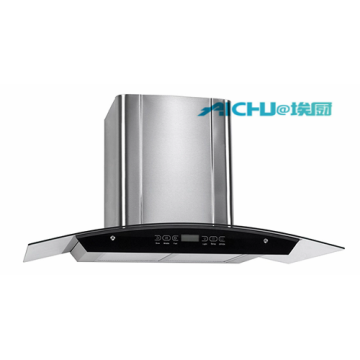 European style stainless Steel kitchen range hood