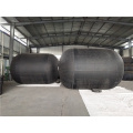 ISO17357 Marine rubber boat fender D3.3 * L6.5m