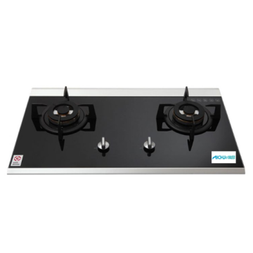 2-Burner Built-in Gas Hob