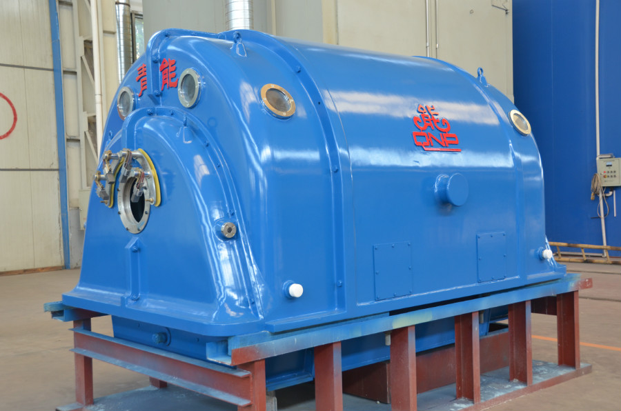 Steam Turbine Generator 20