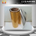 Wire Drawing Brushed Metallized film