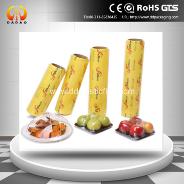 Antifog vegetable packaging film
